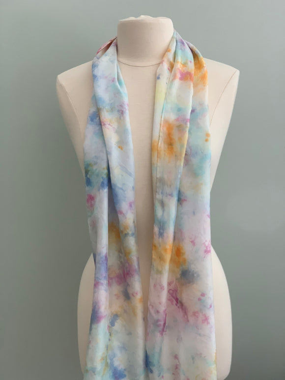 Large Silk Scarf C310
