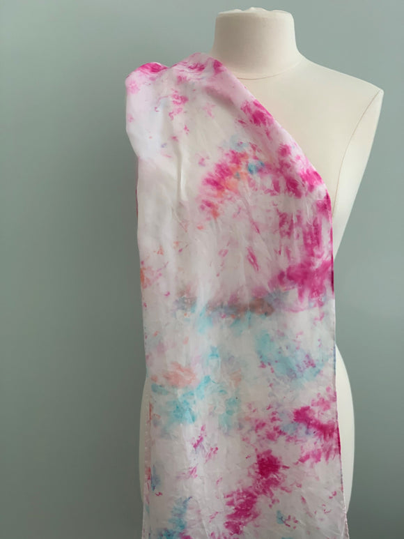 Large Silk Scarf C309
