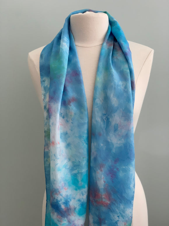 Large Silk Scarf C312