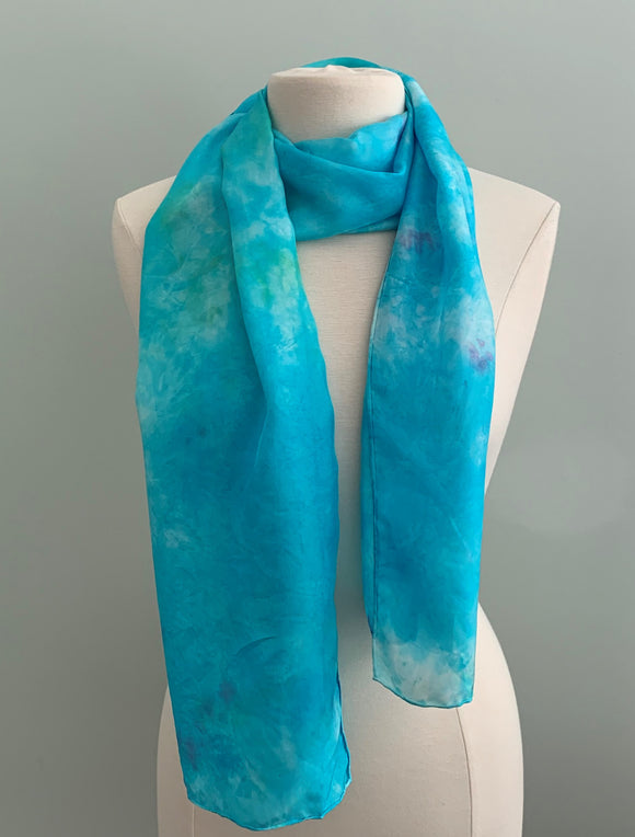 Large Silk Scarf C313