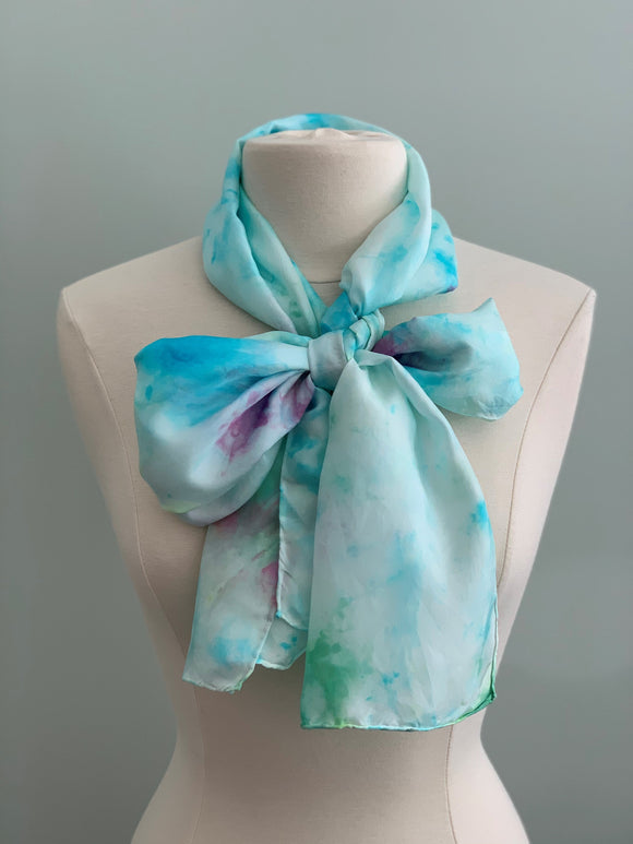 Large Silk Scarf C314