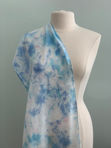 Large Silk Scarf C315