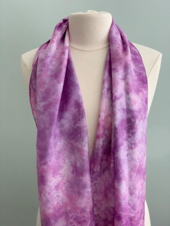 Large Silk Scarf C316