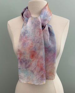 Small Silk Scarf A109