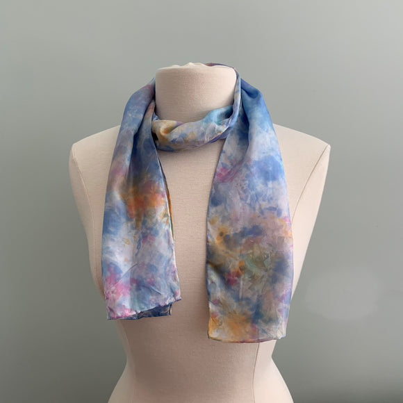 Small Silk Scarf  A133