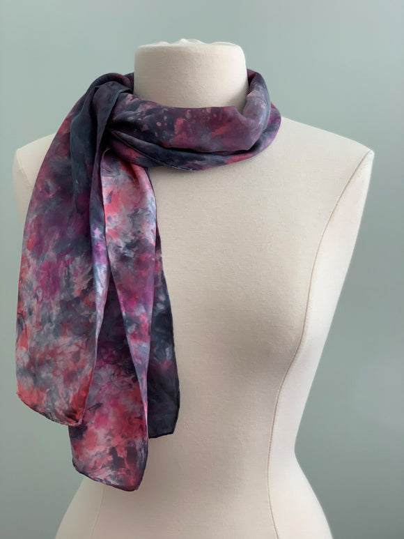 Small Silk Scarf  A132