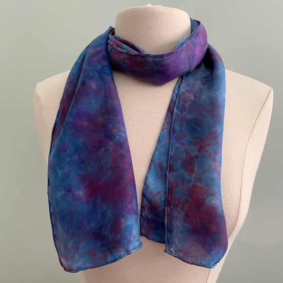 Small Silk Scarf A135