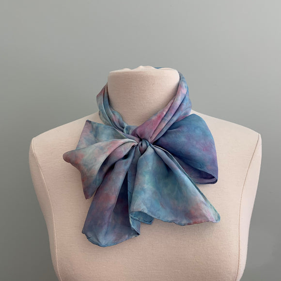 Small Silk Scarf  A136