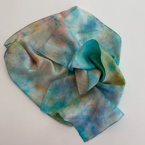 Small Silk Scarf  A144