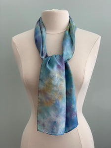 Small Silk Scarf  A145