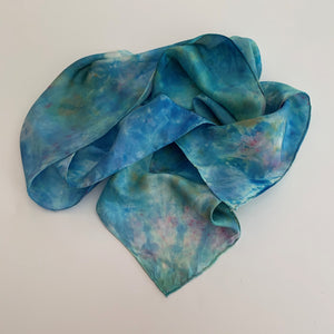 Small Silk Scarf  A146