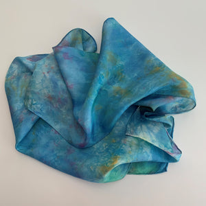 Small Silk Scarf  A147