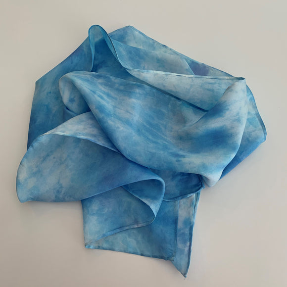 Small Silk Scarf  A148