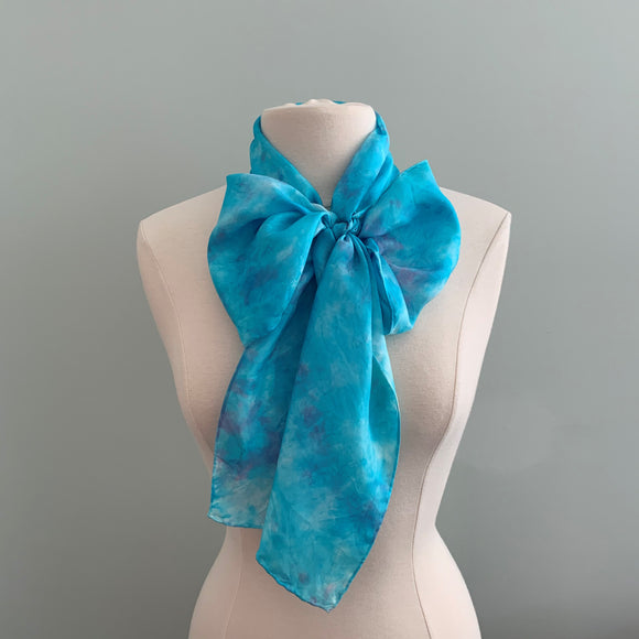 Medium Silk Scarf B201