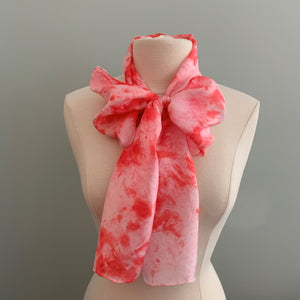Medium Silk Scarf B203