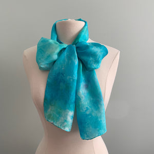 Medium Silk Scarf B204
