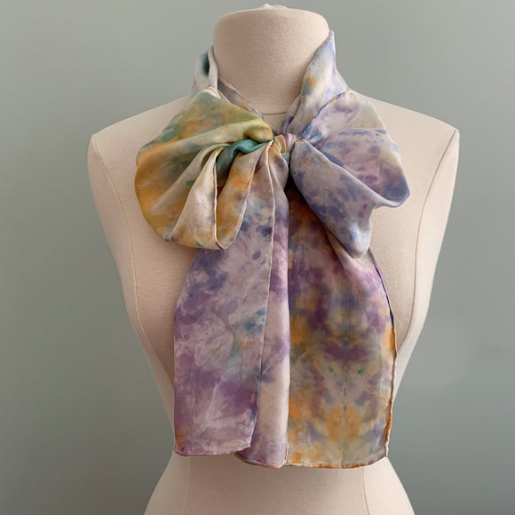 Medium Silk Scarf B206