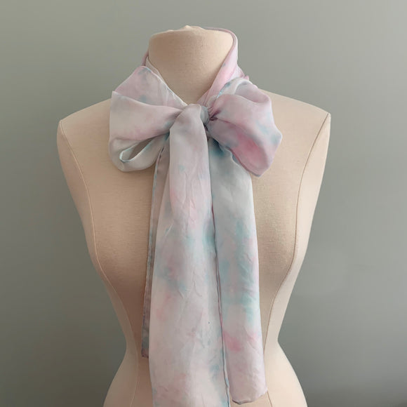 Medium Silk Scarf B207