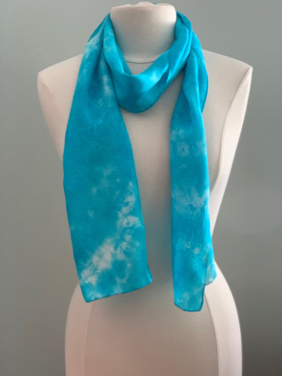 Medium Silk Scarf B211