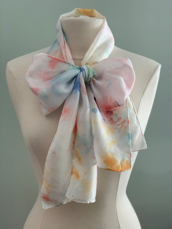 Medium Silk Scarf B213
