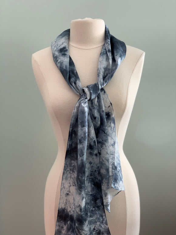 Medium Silk Scarf B216