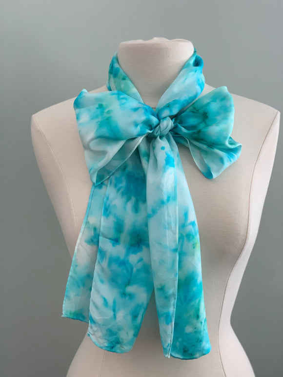 Medium Silk Scarf B224