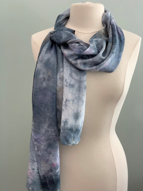 Large Silk Scarf C359