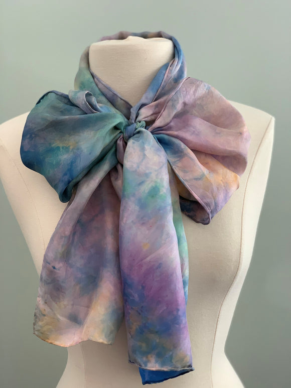 Large Silk Scarf C360