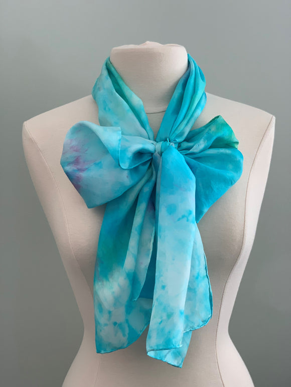 Large Silk Scarf C361