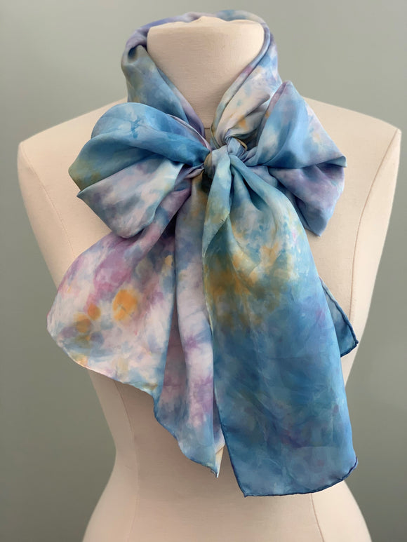 Large Silk Scarf C362