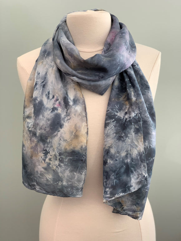 Large Silk Scarf C364