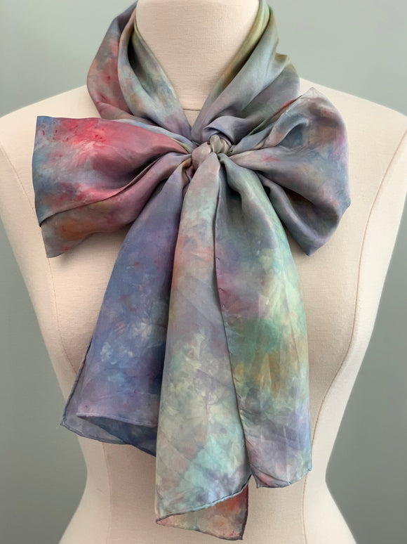Large Silk Scarf C365