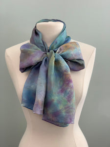 Large Silk Scarf C377