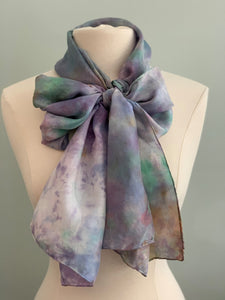 Large Silk Scarf C522