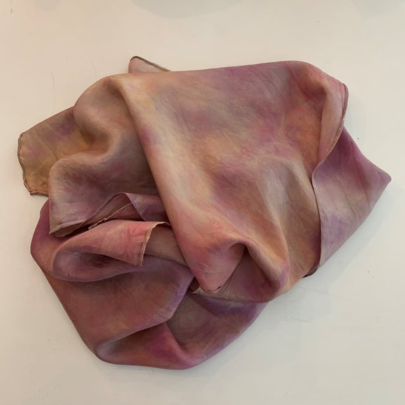 Large Silk Scarf C551