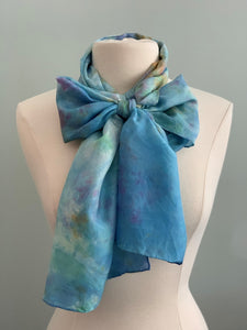 Large Silk Scarf C552
