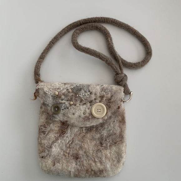 Shabby Chic Handmade Purse Fashion Accessory