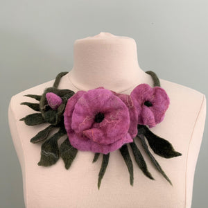 Necklace Flower F178