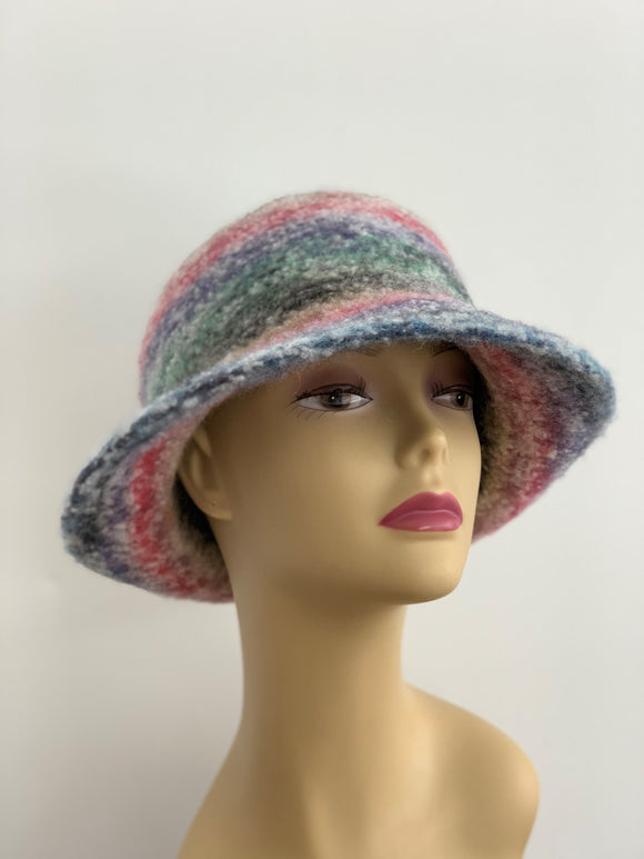 large winter women's hat