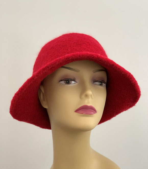large red hat