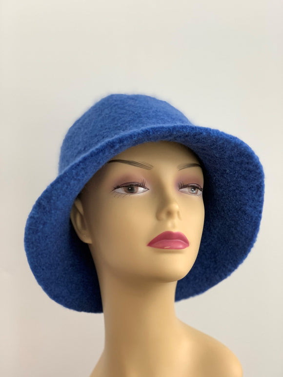 royal blue winter hat