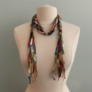 108 Ribbon Scarf
