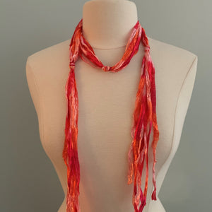 120 Ribbon Scarf
