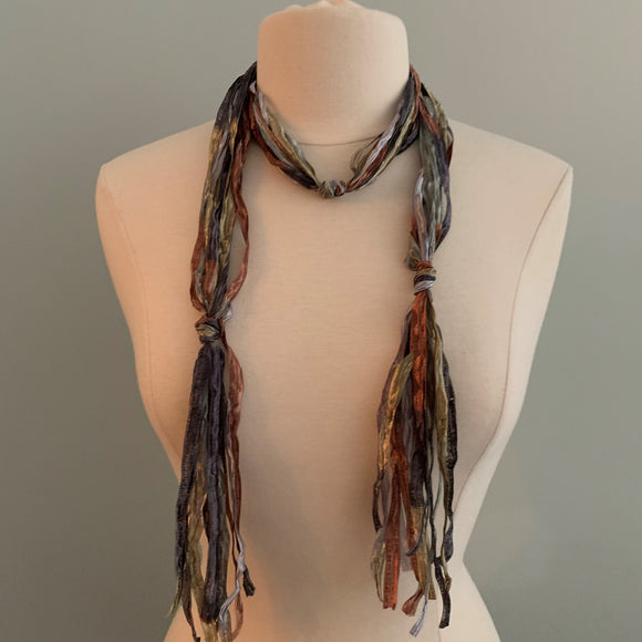 121 Ribbon Scarf