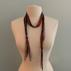 124 Ribbon Scarf