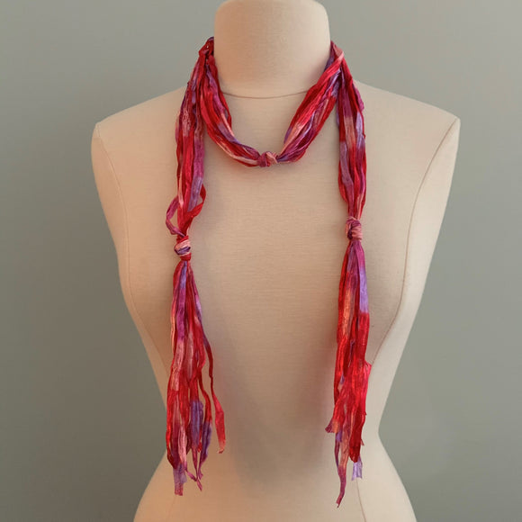 126 Ribbon Scarf