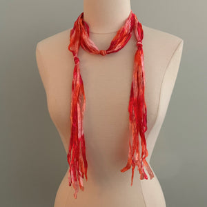 129 Ribbon Scarf