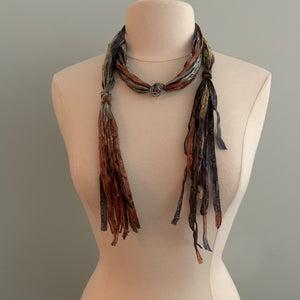 130 Ribbon Scarf