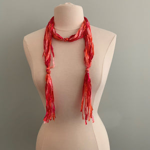 161 Ribbon Scarf