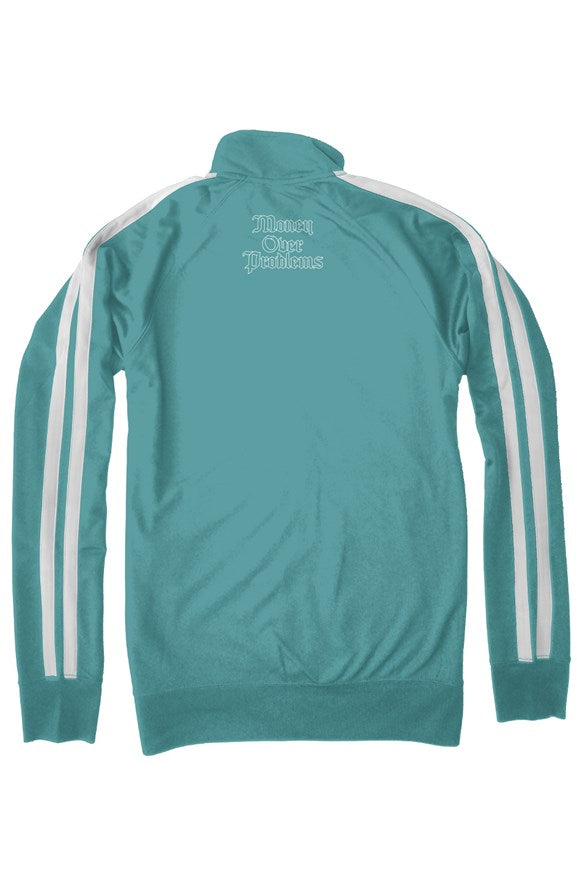 Independent Track Jacket Miami Blue